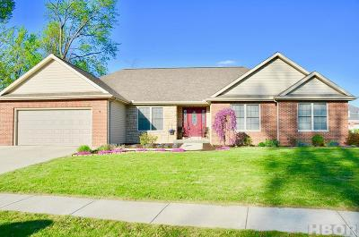Findlay OH Single Family Home For Sale: $279,900