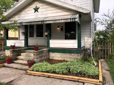 Fostoria Single Family Home For Sale: 314 S Countyline St