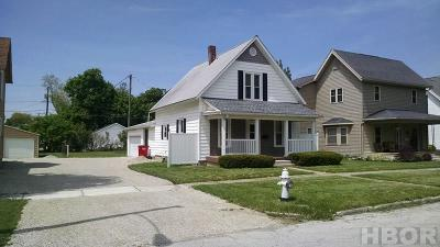 Fostoria Single Family Home For Sale: 859 Leonard