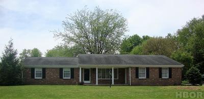Fostoria Single Family Home For Sale: 1313 Stratford