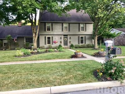 Findlay OH Single Family Home For Sale: $254,900