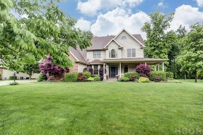 Findlay Single Family Home For Sale: 3440 Chagrin Valley