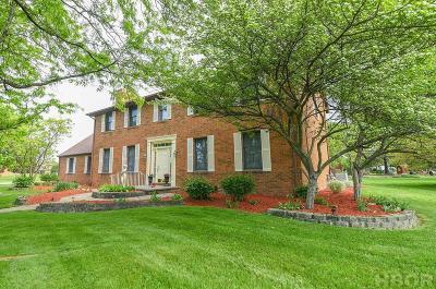 Findlay Single Family Home For Sale: 2755 Foxfire Ln