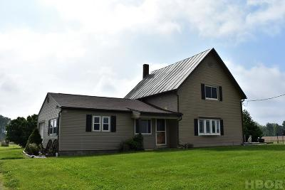 Single Family Home For Sale: 23105 County Rd 9