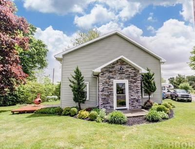 Findlay OH Single Family Home For Sale: $134,900