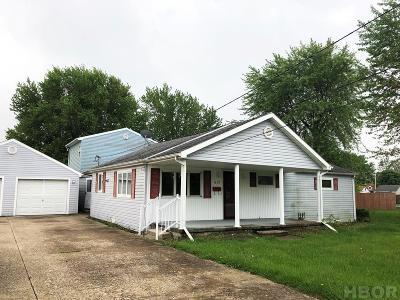 Fostoria Single Family Home For Sale: 617 Arbor