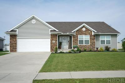 Findlay OH Single Family Home For Sale: $274,700