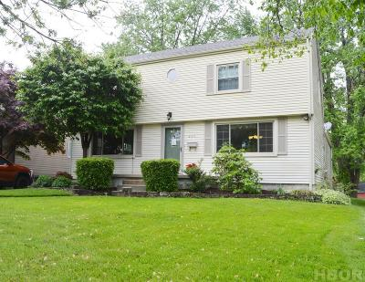 Findlay OH Single Family Home For Sale: $144,000