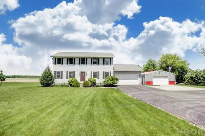Rawson Single Family Home For Sale: 6300 Township Rd 25