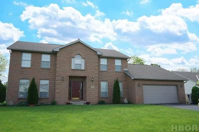Findlay OH Single Family Home For Sale: $229,000