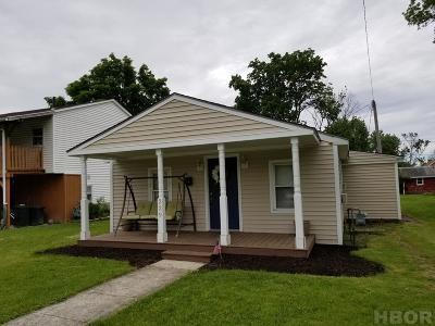 Fostoria Single Family Home For Sale: 229 E Sixth