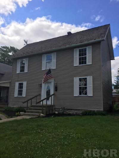 Findlay OH Single Family Home For Sale: $103,900