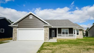 Findlay Single Family Home For Sale: 610 Weatherby Ct