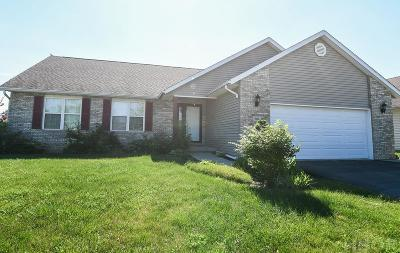 Findlay OH Single Family Home For Sale: $199,000