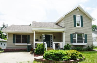 Findlay OH Single Family Home For Sale: $195,000