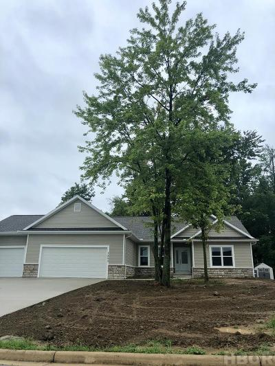 Findlay Single Family Home For Sale: 1283 White Birch Dr