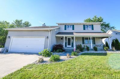 Findlay OH Single Family Home For Sale: $215,000
