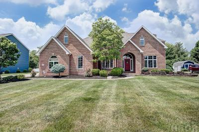 Findlay OH Single Family Home For Sale: $375,000