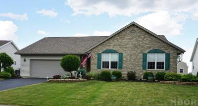 Findlay Single Family Home For Sale: 927 Country Creek Dr
