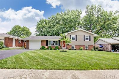 Findlay Single Family Home For Sale: 2631 Oxford Dr