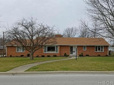 Findlay OH Single Family Home For Sale: $189,900