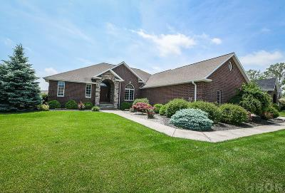 Findlay Single Family Home For Sale: 9811 Smokies Way