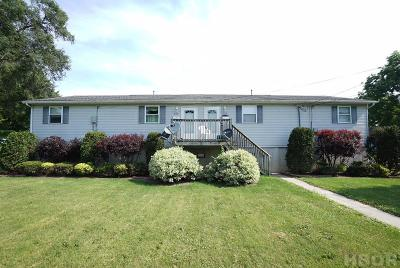 Findlay OH Multi Family Home For Sale: $145,000