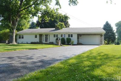 Findlay Single Family Home For Sale: 1215 Brookhaven Rd