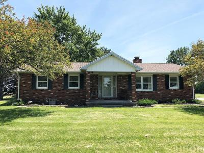 Fostoria Single Family Home For Sale: 4525 N Township Road 45