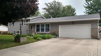 Findlay Single Family Home For Sale: 211 McKinley St.