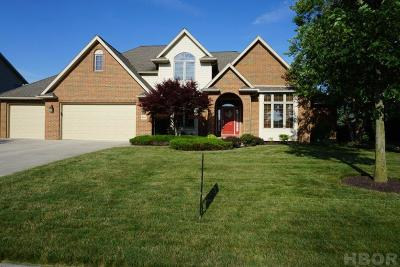 Findlay OH Single Family Home For Sale: $344,900
