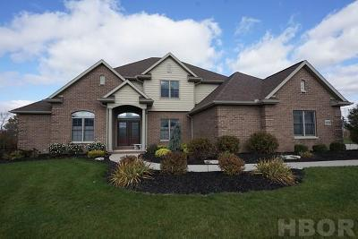 Findlay Single Family Home For Sale: 9894 Smokies Way