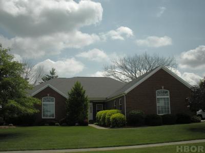 Fostoria Single Family Home For Sale: 1500 Fairway Dr