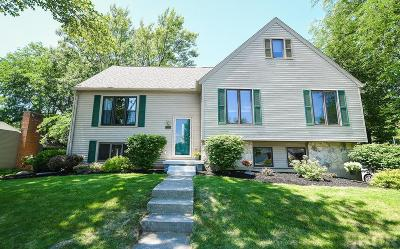 Findlay Single Family Home For Sale: 2412 Westmoor Rd