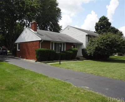 Findlay Single Family Home For Sale: 2700 S Main