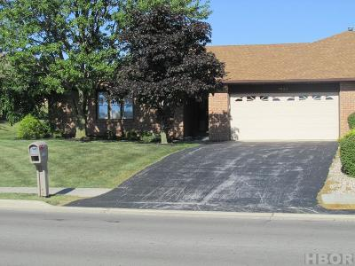 Findlay OH Condo/Townhouse For Sale: $159,900