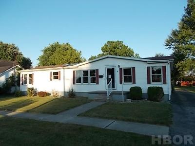 Single Family Home For Sale: 420 High St