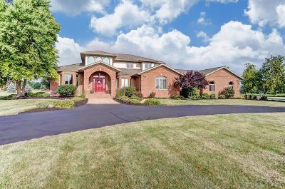 Fostoria Single Family Home For Sale: 10443 W State Route 18