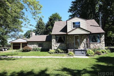 Fostoria Single Family Home For Sale: 10563 W State Route 12