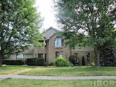 Findlay OH Single Family Home For Sale: $234,900