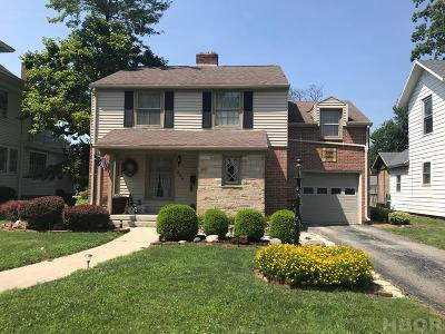 Findlay OH Single Family Home For Sale: $141,900