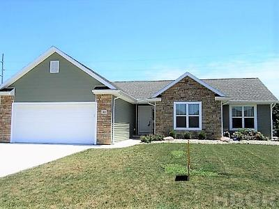 Findlay Single Family Home For Sale: 1143 Homestead Dr