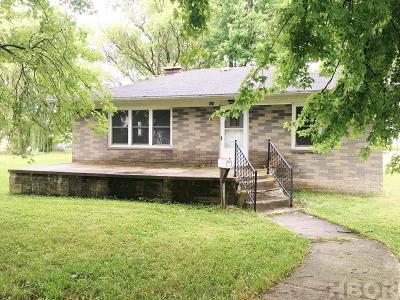 Single Family Home For Sale: 428 Ohio
