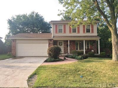 Fostoria Single Family Home For Sale: 500 Monroe