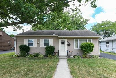 Findlay OH Single Family Home For Sale: $99,990