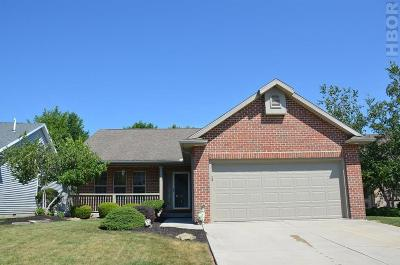 Findlay Single Family Home For Sale: 1456 Plum Creek Dr.