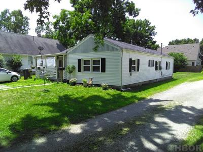 Fostoria Single Family Home For Sale: 1023 N Main St