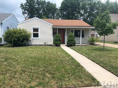 Findlay Single Family Home For Sale: 248 Rector Ave