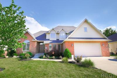 Findlay Single Family Home For Sale: 15667 Reimund Ct