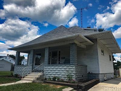 Fostoria Single Family Home For Sale: 210 Summit